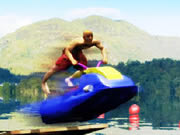 3D JetSki Racing Free Game: Select & Customize your jetski & player. Race you way to end in this exciting hot 3d jetski racing game. Play up to 4 players in multiplayer mode from other around the world