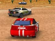 A 3D flash racing game. Select your car and race on these great tracks. You need to place 1st to unlock the next track. Submit your scores and have fun. Hint: one of the cars is better than the other at certain things.