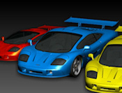 Play 3D Racing online for free, This is an extreme racing game for fans! Feel the speed yourself and become the best 3d racer.
