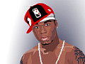Play 50 Cent dress up.
