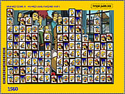 Play Tiles of The Simpsons