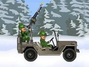 Sargent, your driving skills are required but also remember you have a rocket launcher and a machine gun. Think you got what it takes to be an Army Driver? Guide the truck and blast everything in your past with an AK-47!