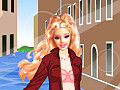 Play Barbie Dressup and dress her up like a princess.