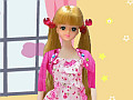 Play Barbie Dressup 4 and choose the cutest dress for her.