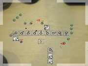 A Tower Defense game where you have to create a maze out of your towers to defend against 49 levels of advancing creeps. Five different towers with five Upgrades each including distinctive elite towers.