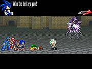 Play free online Sonic RPG eps 1 part 2 game at gamesdew.net