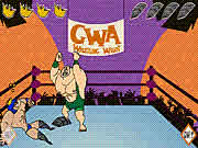 GWA Wrestling Riot