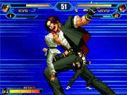 King of Fighters XS Ultimatum is the flash remake of classic King of Fighters games which features some of the best street fighters. Select from Ryu, Iori, Kyo, K