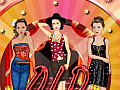 Old Stars Dress Up Game