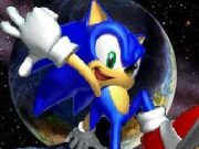 Sonic and Tails have crashed into earth and have transformed into humans and changed their name to fit in. Race to the end of each level destorying enenmies and collecting stars on the way. Be careful the evil Dr. Robotnik has followed you to Earth! Use the space bar to jump, and press down plus space bar to do a power spin and use the arrow keys to move!