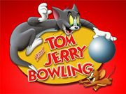 Go bowling with Tom as Jerry cheers you on.