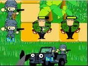 Play Warfare Tower Defense