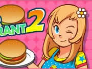 Your objective in Burger Restaurant 2 is to earn money by selling top quality burgers to your customers. Make the burgers as per your customer
