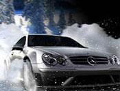 Play AMG Drift Revolution and create the perfect drift while racing over these snowy roads. Try to score as many points as possible within the time limit. Drift carefully and don