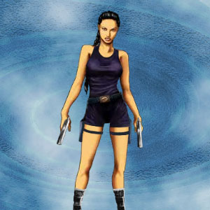 From Cat Woman to Lara Croft to Super Girl - dress Angelina like the super hero she is