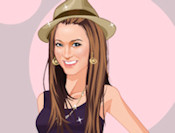 Ashley Leggat Dress Up