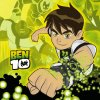 A puzzle with Ben Ten, composed of 16 pieces, ideal for children 3 to 5 years!