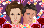 Play Brangelina Dress Up