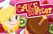Cake Master is just not another cooking simulator! This challenge offers you something more and is actually engaging and somewhat addicting, because it puts you up to a challenge. The tasks are simple but require that you think and be fast with your mouse hand. You will have the task to help the little cute girl Susie on succeeding in her Cake Master tasks. She will need to select the correct toppings, cut the cake precisely according to instructions and decorate it with specific patterns of fruits. If you fail, you will be taken to the start of the level and there are many levels of difficulty in this adventure. It is a very fun and challenging one.
