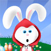 This silly easter bunny is quite confused about what to wear on Easter - give him a hand will you?
