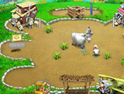 Now is your turn to make a succesful Farm! But this time you will manage to get the ingredients for pizzas! Become the number 1 distribuitor to the best Pizzas in town!