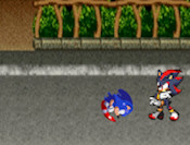 Final Fantasy Sonic is Sonic RPG Game, you play as Sonic, you can fight with Shadow and other character and find out the secrets of the powerful sword.