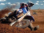 In Ford Flat Track race around the track on your dirt bike and beat out your opponent. Pop the throttle and go in this fast-paced racing game!