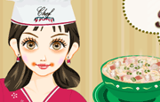 Ham and Potato Soup is a cooking game that lets you whip up a nice soup dish. Try all the different ingredients to make the soup taste the best.