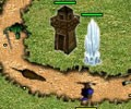 A classic tower defense game! Deploy various magical towers to stop the incoming horde of creatures.