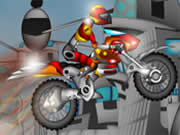 Cruise through the future on your super fast tilty flippy bike, doing flips and unlocking bikes all as fast as you can!