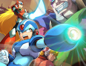 This game covers the missing plotlines between the Megaman X and Megaman Zero series. More missions will be available as the series continues.