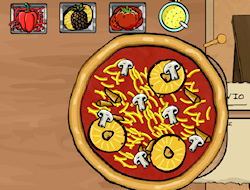 To keep the restaraunt going, locate the ingredients, make the pizzas and don not miss any orders.