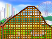 Draw a track and add roller coaster elements to guide your passengers to the flag. Collect the target number of coins to complete each level.
