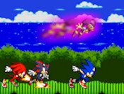 The Final Battle is about to take place! Is Sonic strong enough to end it on his favor?