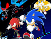 In this episode, Shadow the Hedhegoh and Super Sonic fight against Selkadoom.
