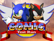 Sonic Test Run