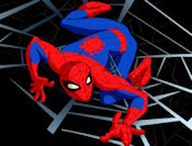 Play Spiderman Web of Words