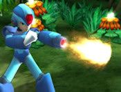 The heroes Mario, Link, and Megaman are up against each other to test who is the greatest.