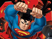 In Superman Metropolis Defender Superman is back at it in metropolis defending people from bad creatures and bad things happening