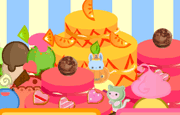 Create the most delicious and unique birthday cakes, ice creams and cupcakes.